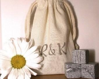Rock your wedding with Polar Stones 50 piece Whiskey Stone Wedding Favors