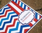 4th of July placemats