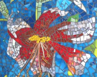 Lily Mosaic