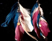 Sweet Surrender Feather Earring