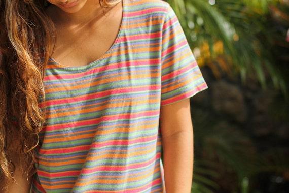 Vintage Gap Striped Blouse