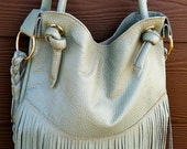 Leather Handbag FREE FREIGHT The Becky, from PrairieLUXE Collection
