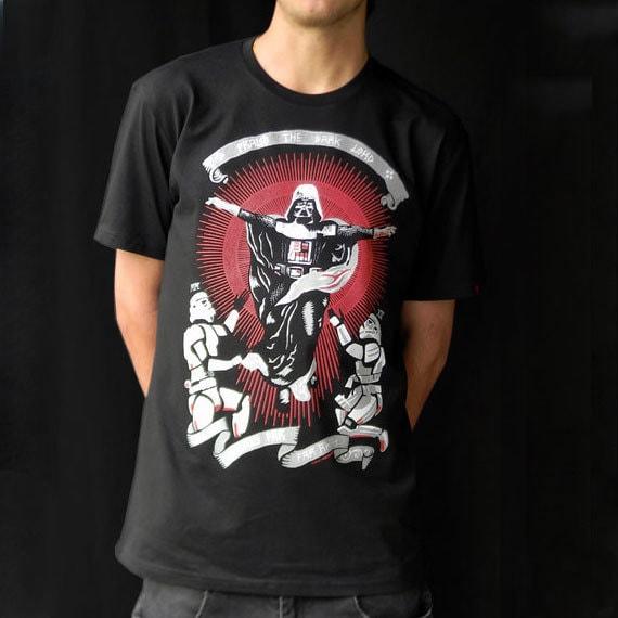 Dark Lord - Darth Vader - Star Wars T-shirt.