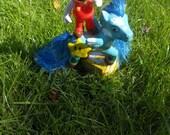 Oldskool Super Mario Custom Pony