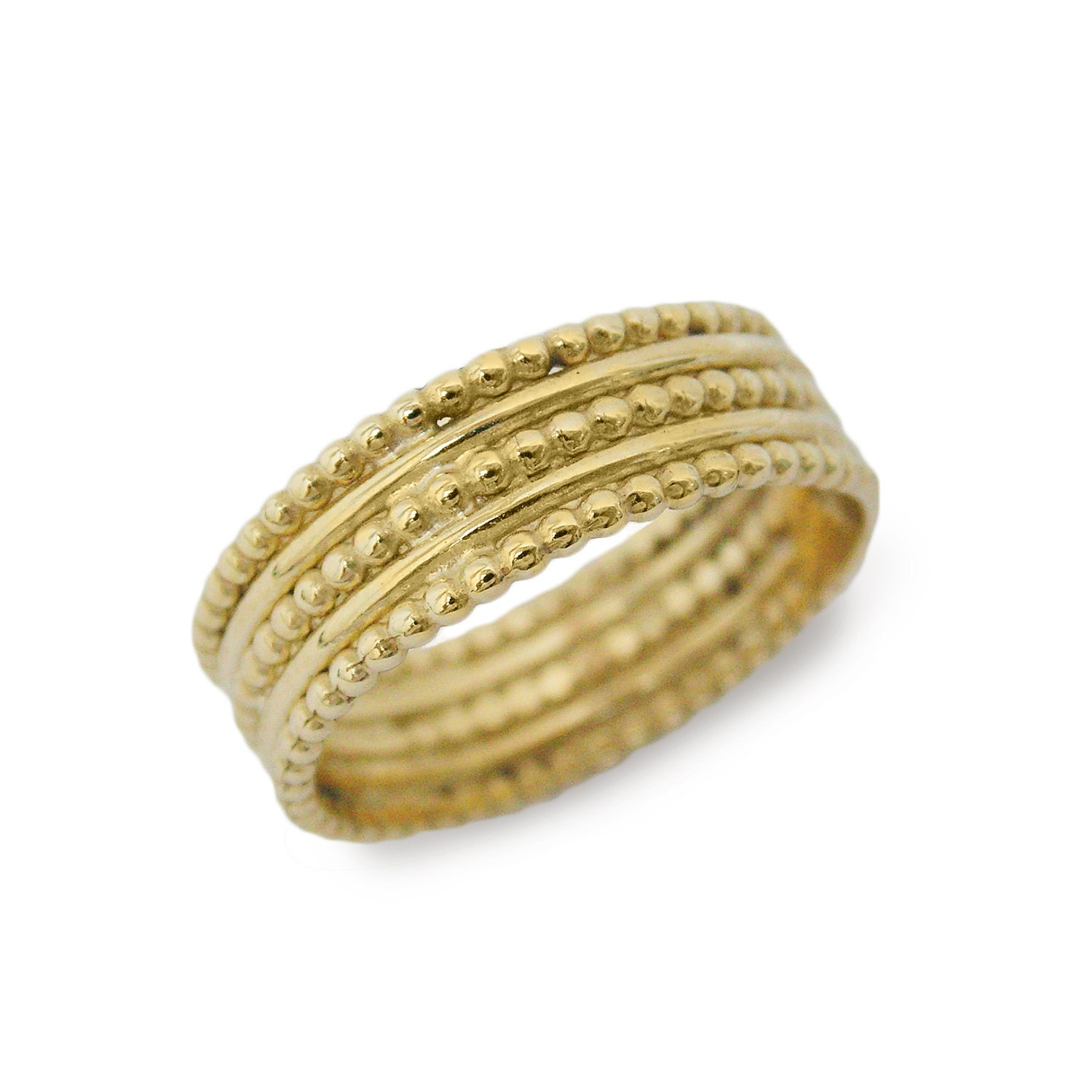 zoom - African Wedding Rings