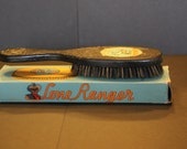 1939 The Lone Ranger Hair Brush in Original Box
