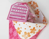 Valentine Treat Bags - Great Party Favors