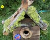 Beautiful Cedar Birdhouse