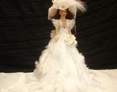 Glamour Doll/Feather Doll/Large Doll/Small Doll/Barbie Doll