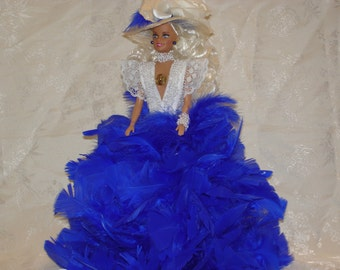 Feather Doll/Glamour Doll/Barbie Doll/Large Doll/Baby Doll/Dolls