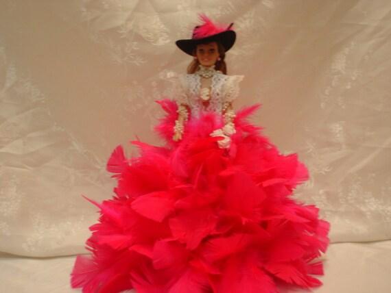 "Madelyn  12"" Brown hair Barbie Doll"