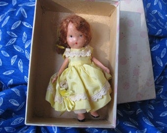 Boxed Story Book doll, He loves me, He loves me not, 121