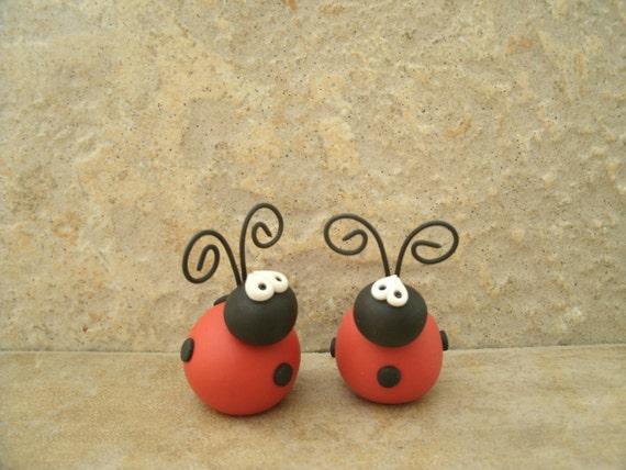 Ladybug Pair