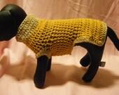 Dog Coat, sweater Medium