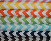 Medium Chevron Complete Collection Fat Quarter Bundle by Riley Blake - IN STOCK
