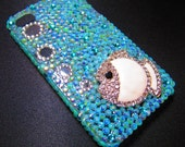Crystal Fish Bubbles iPhone 4 / 4S Cover Case