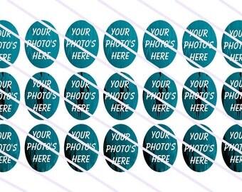 Custom 18x25mm Ovals Images