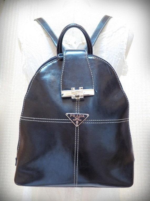 Prada Milano Prada Milano Inspired Backpack