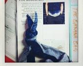 DIY-KIT: The Banana Bag, silk