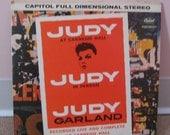 Judy At Carnegie Hall Record