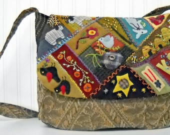 Day Tripper Purse and Travel Bag pattern