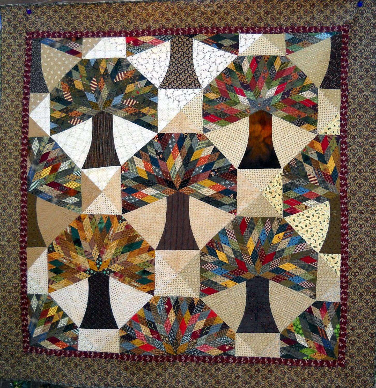 Acorn S Promise Quilt Pattern