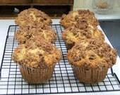 Gourmet  Muffins 6 Jumbo Size