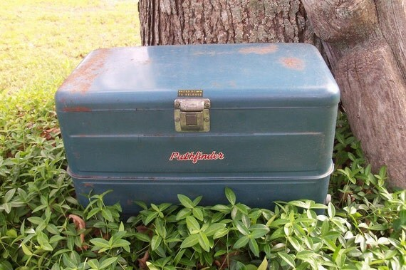 Cooler Midcentury Path Finder With All Accessories Cool Unit