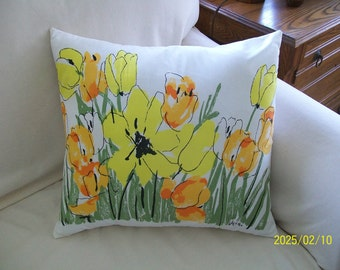 Spring Tulips 20 inch