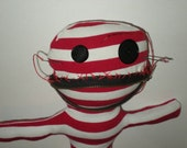 Pin-HEAD...   White & Red