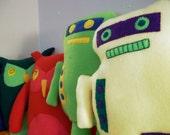 Herbert the Robot Stuffie