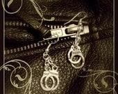 Freedom Enforcers - Handcuff Earrings