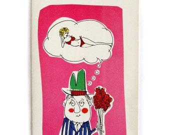 Vintage Raymie Birthday Greeting Card