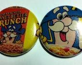 Captain Crunch Button 2-pack