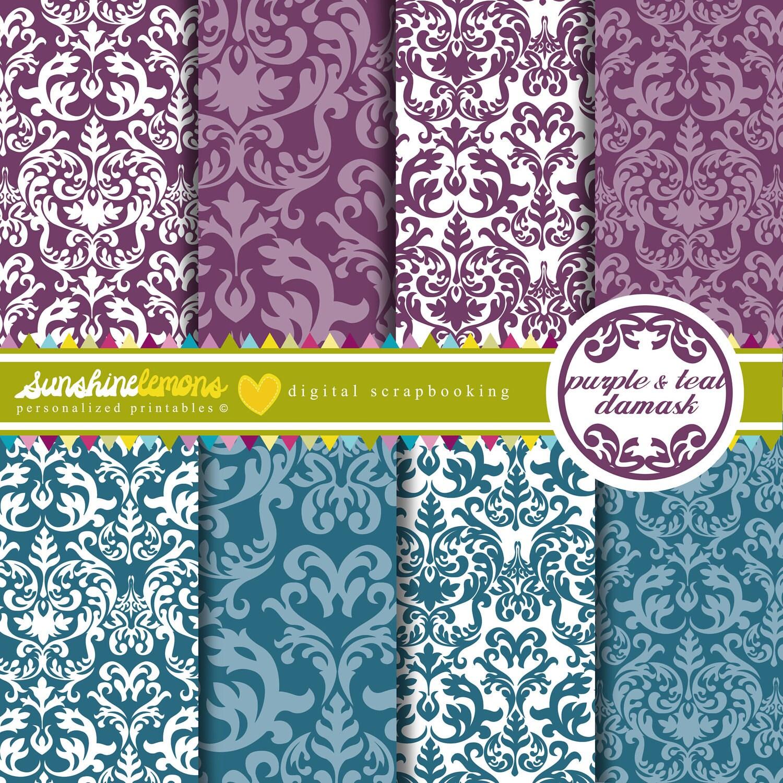 purple damask rug for - photo #22