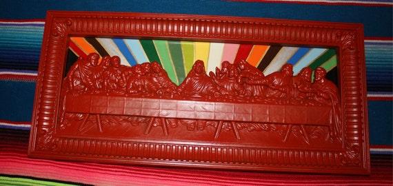 Latin American Last Supper Ultima Cena 3D Painting Pop Art