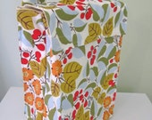 Eco-Friendly Insulated Lunch Tote (Custom Made to Order)