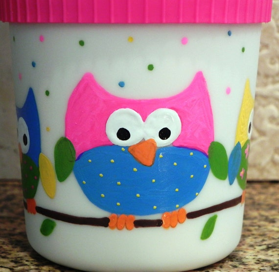 Made to Order - Hand Painted Travel Mug (Gift Wrap Included)