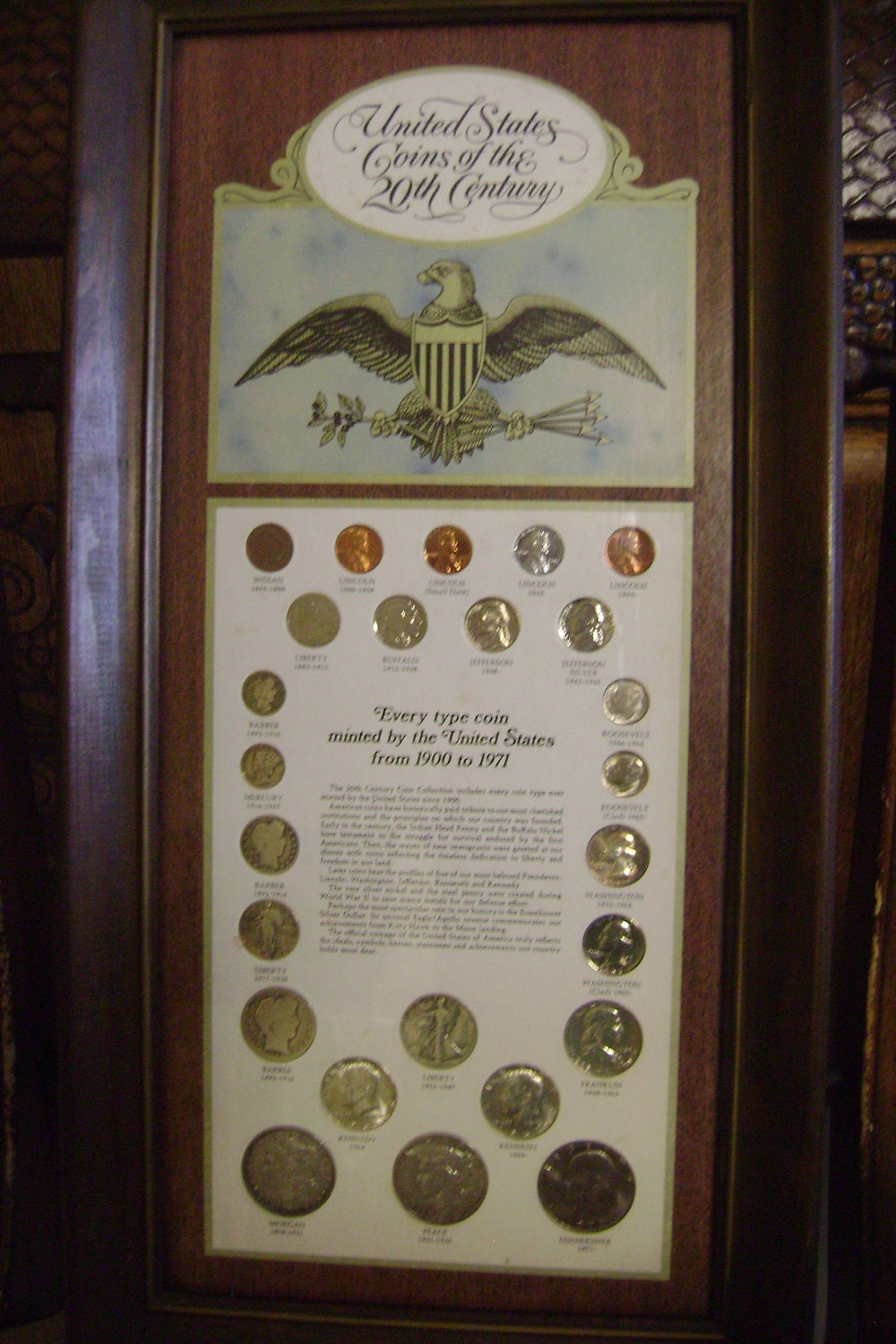 U S Coins Of The 20th Century 1900 1971 By Aliceinplunderland