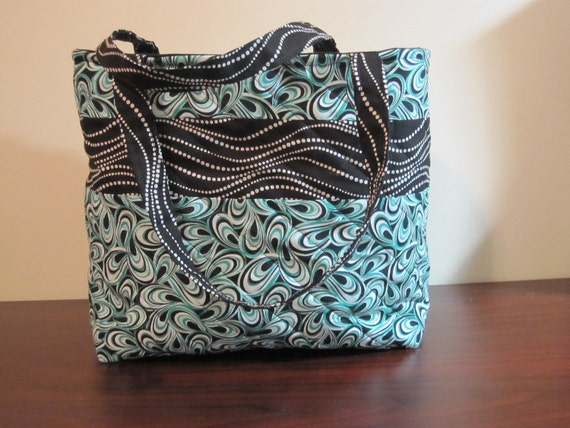 Quilted Purse / Tote