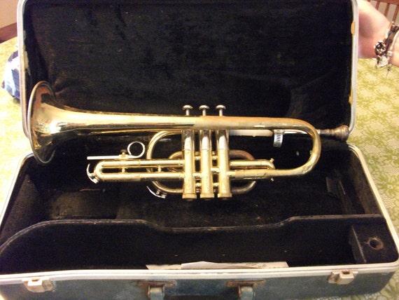 Trumpet Vincent Bach Corp. Bundy