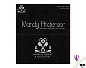 Professional Digital double sided Business Card / Calling Card Design - Classy Marble