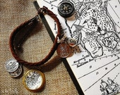 Treasure Island - Charm bracelet