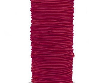 Red Elastic Cord (72 Yards)