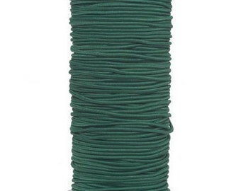 Green Elastic Cord (72 Yards)