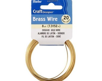 20 Gauge Gold Wire