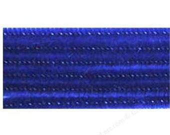 "100 Royal Blue Chenille Stems (12"" x 6mm)"