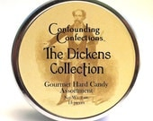 Scratch & Dent Sale! - The Dickens Collection by Confounding Confections - All Natural Hard Candy