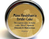 Scratch & Dent Sale! - Miss Havisham's Bride-Cake by Confounding Confections - All Natural Hard Candy