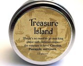 Scratch & Dent Sale! - Treasure Island by Confounding Confections - All Natural Hard Candy